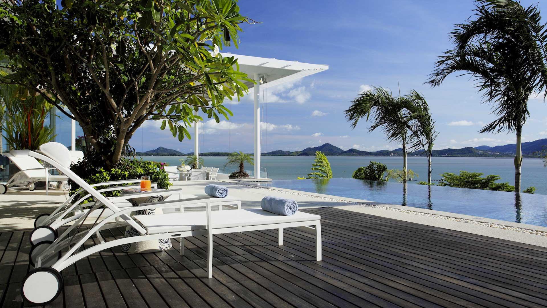 Villa Villa Kalipay, Location à Phuket