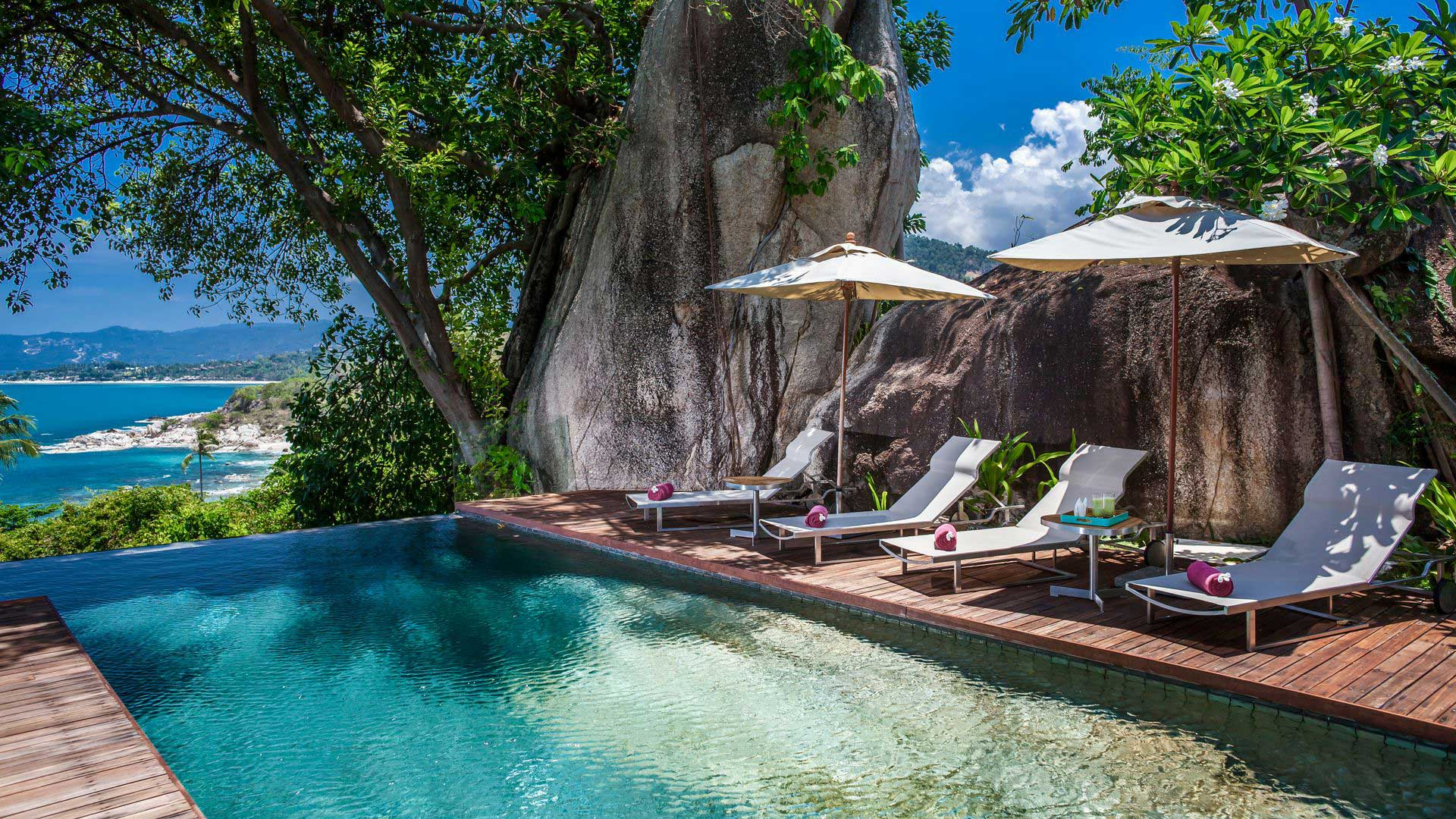 Villa Villa Hin, Location à Koh Samui