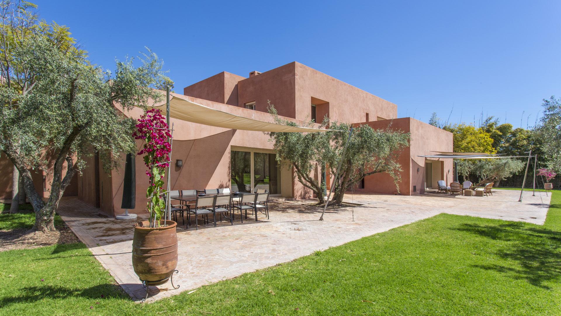 Villa Villa Z, Rental in Marrakech