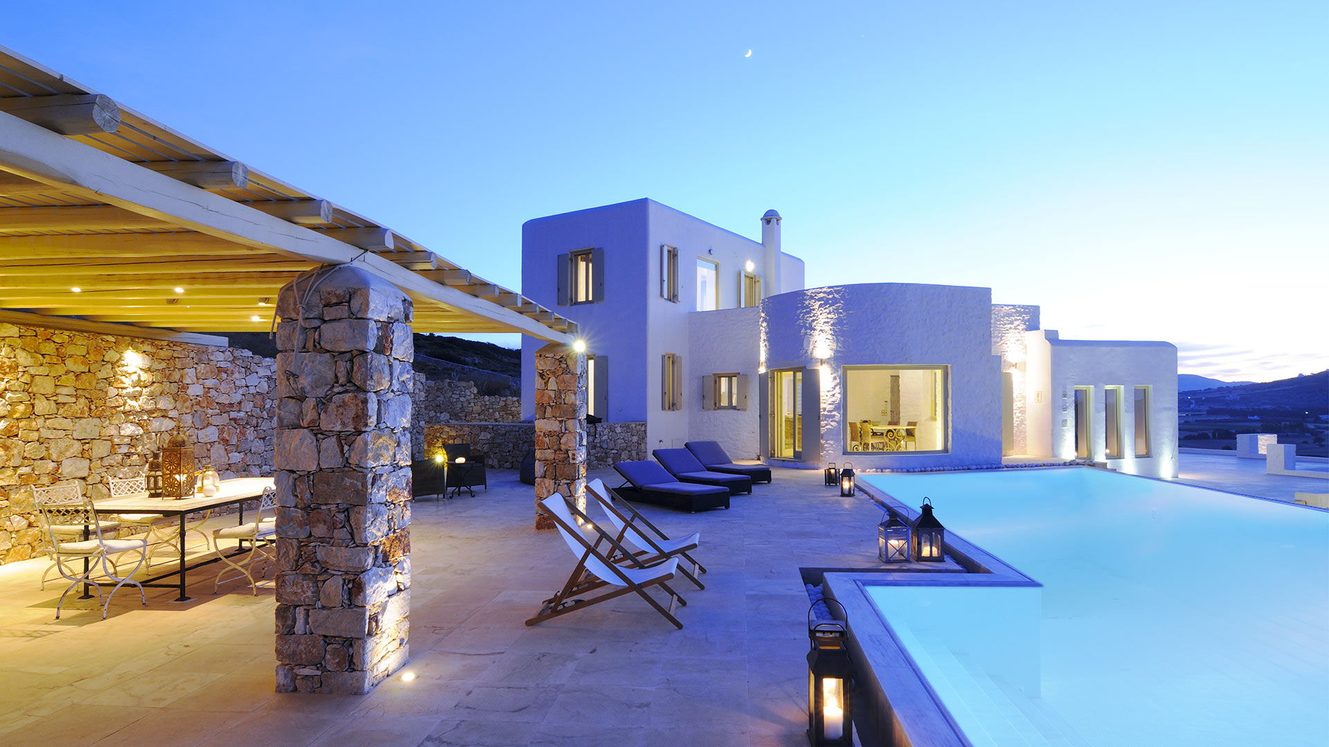 Villa Villa Draza, Location à Cyclades - Autres îles