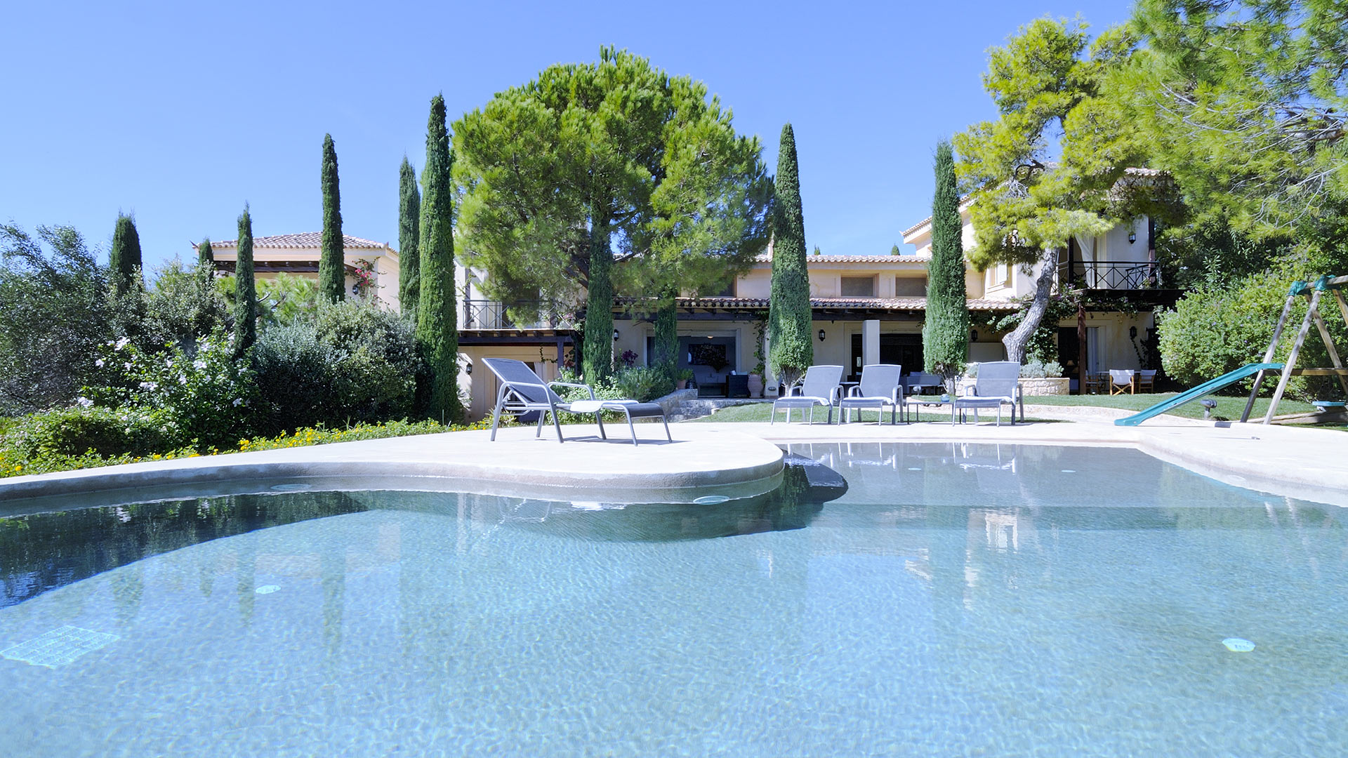 Villa Villa Figa, Location à Péloponnèse