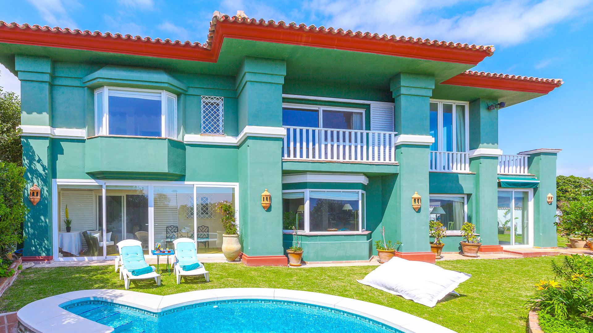 Villa Villa Minada, Location à Andalousie