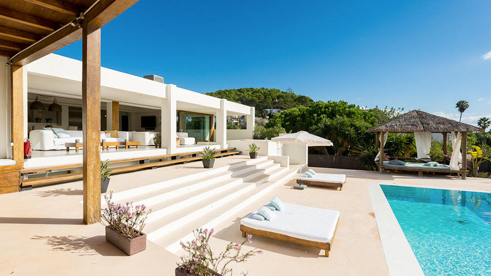 Villa Villa 870, Rental in Ibiza