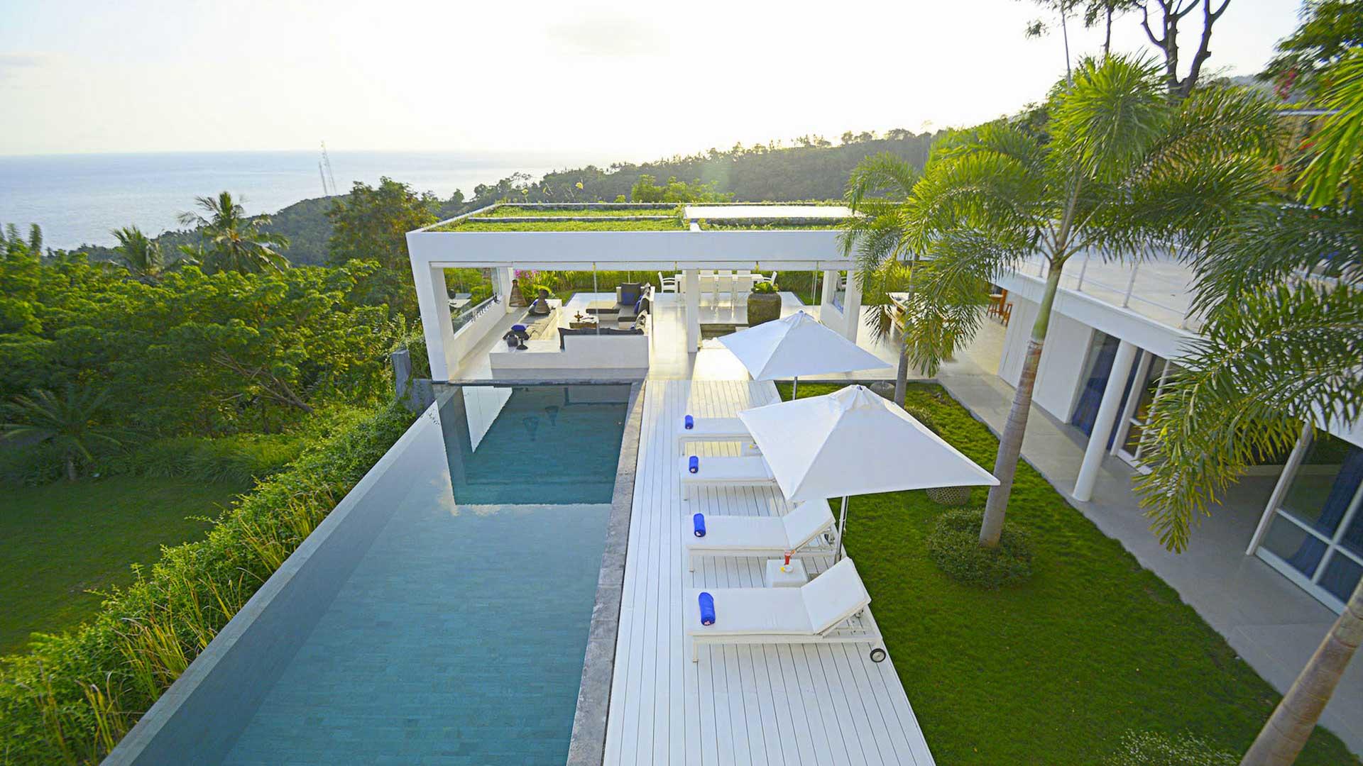 Villa Villa Senggigi, Location à Lombok