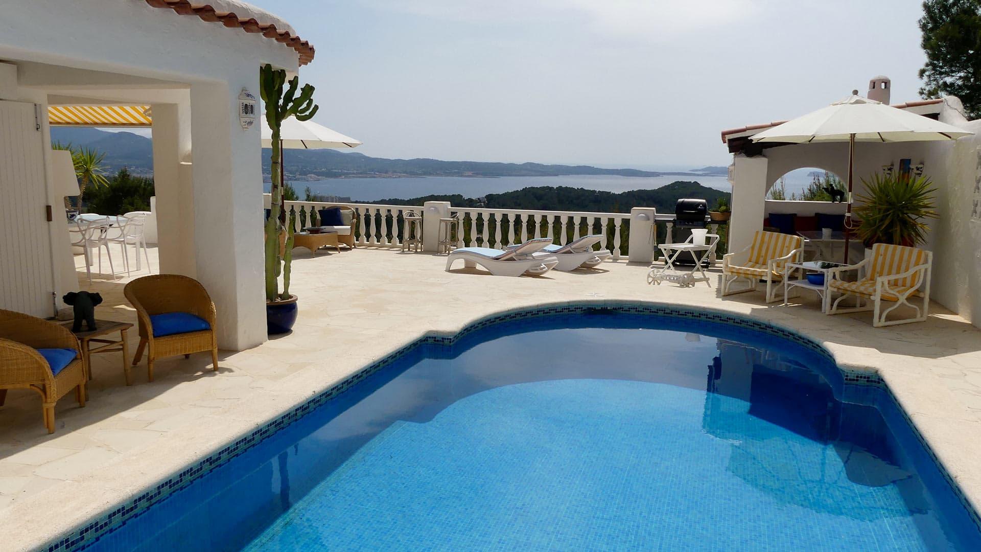 Villa Villa 332, Rental in Ibiza