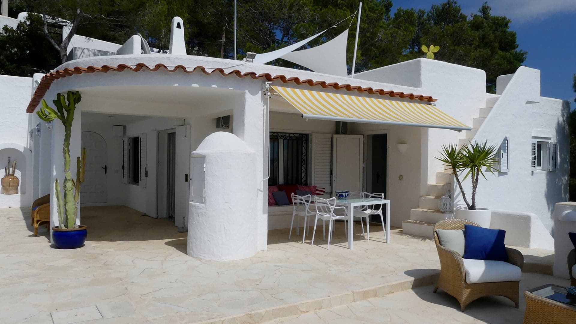 Villa Can Germa, Location à Ibiza