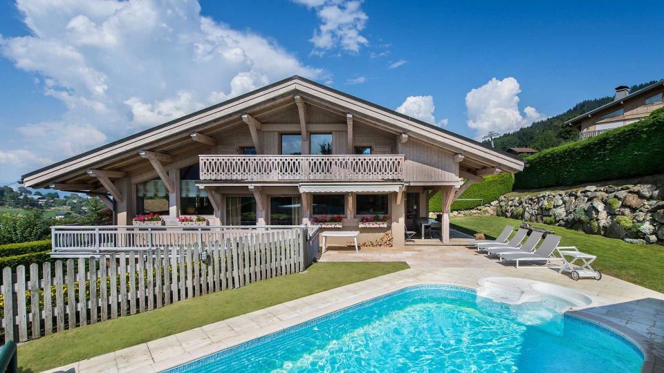 Villa Chalet Les Epilobes, Location à Alpes du Nord