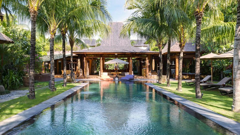 Villa Villa Shambala, Location à Bali