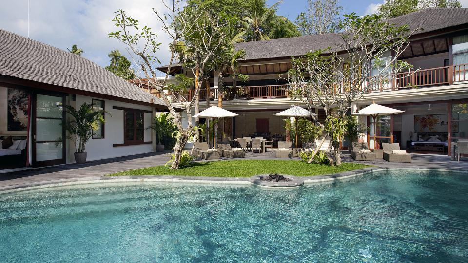 Villa Villa Iskandar, Location à Bali