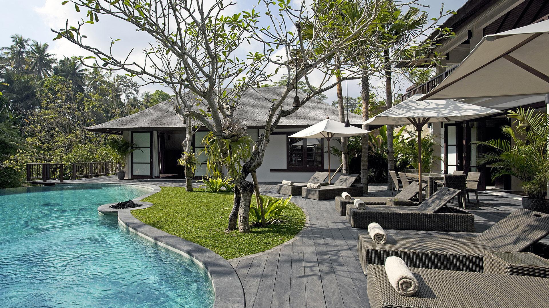 Villa Villa Iskandar, Rental in Bali