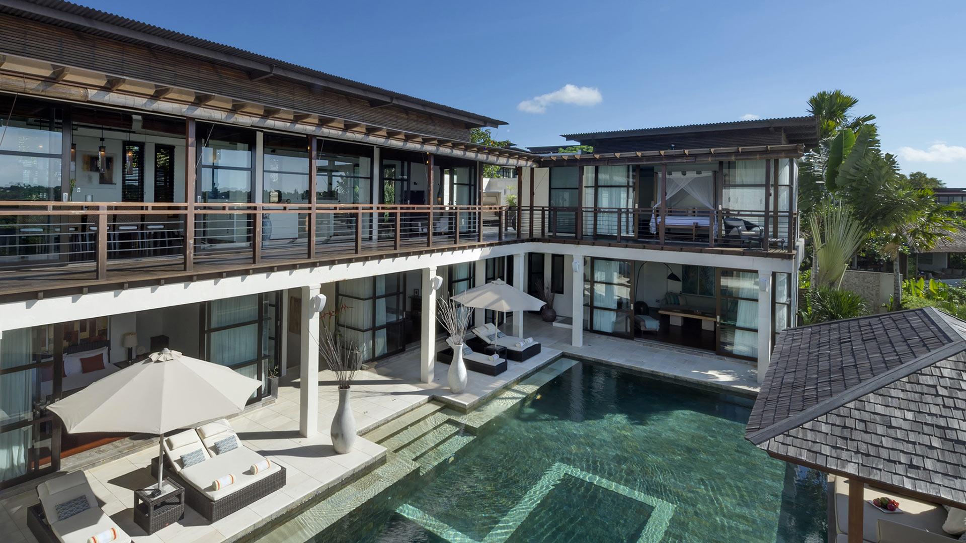 Villa Villa Jamalu, Location à Bali