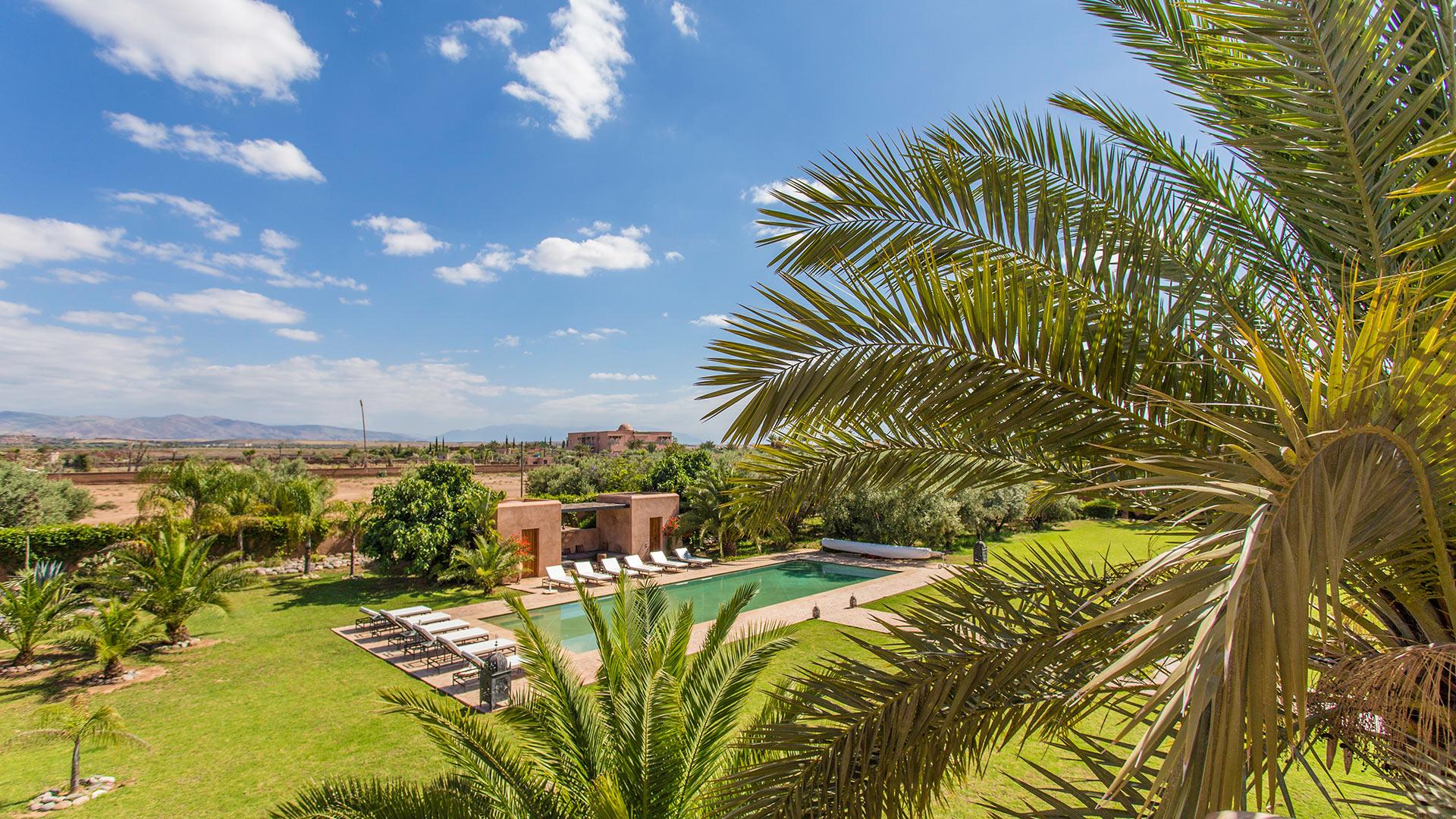 Villa Villa Warda, Location à Marrakech