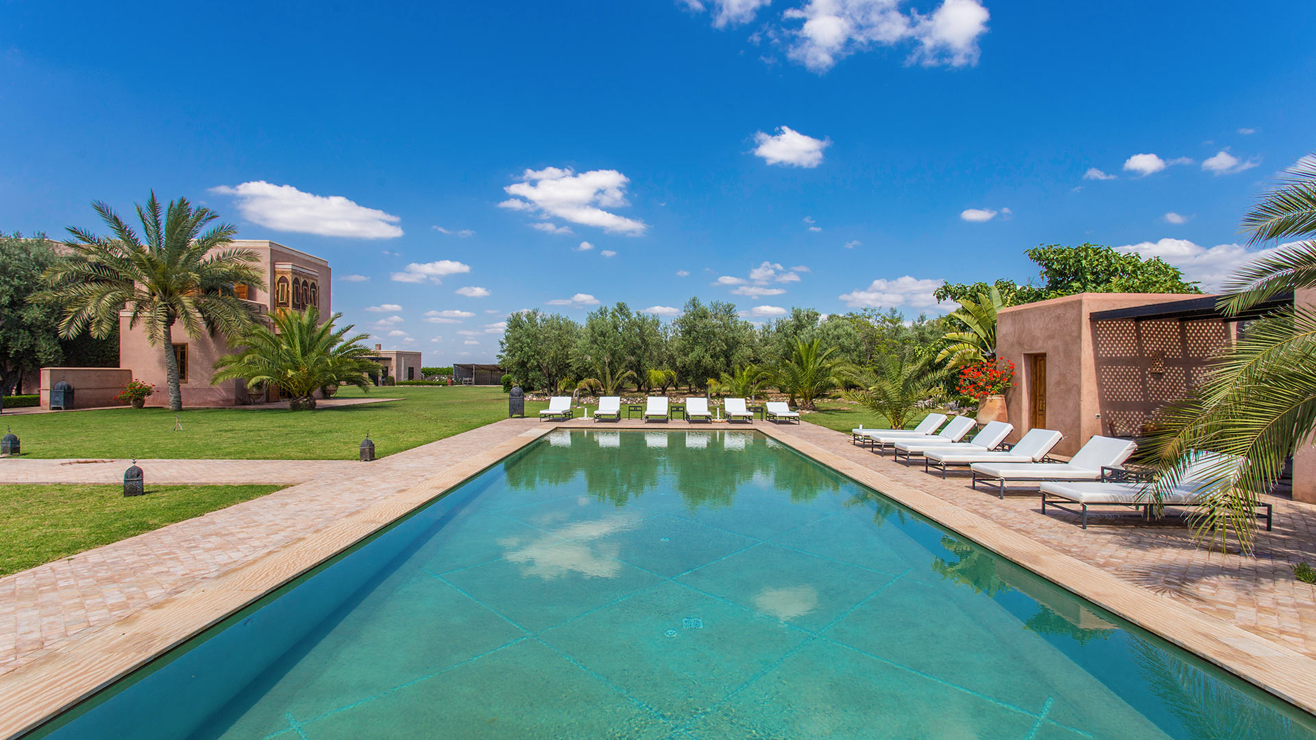Villa Villa Warda, Rental in Marrakech