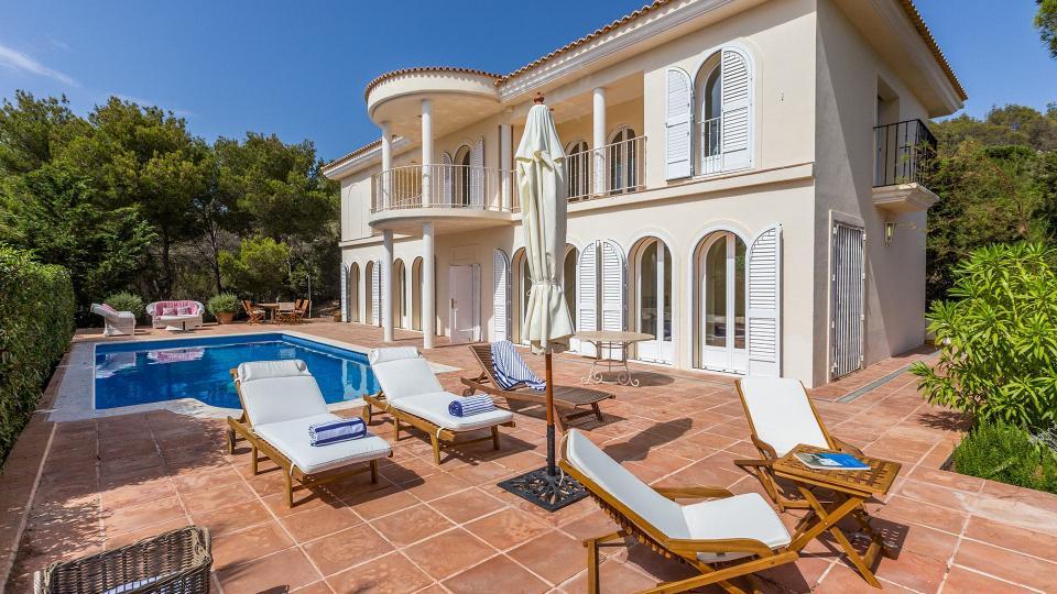Villa Villa Montecarlo, Location à Ibiza