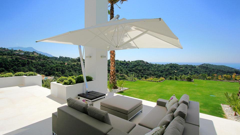 Villa Villa Palo Alto, Location à Andalousie