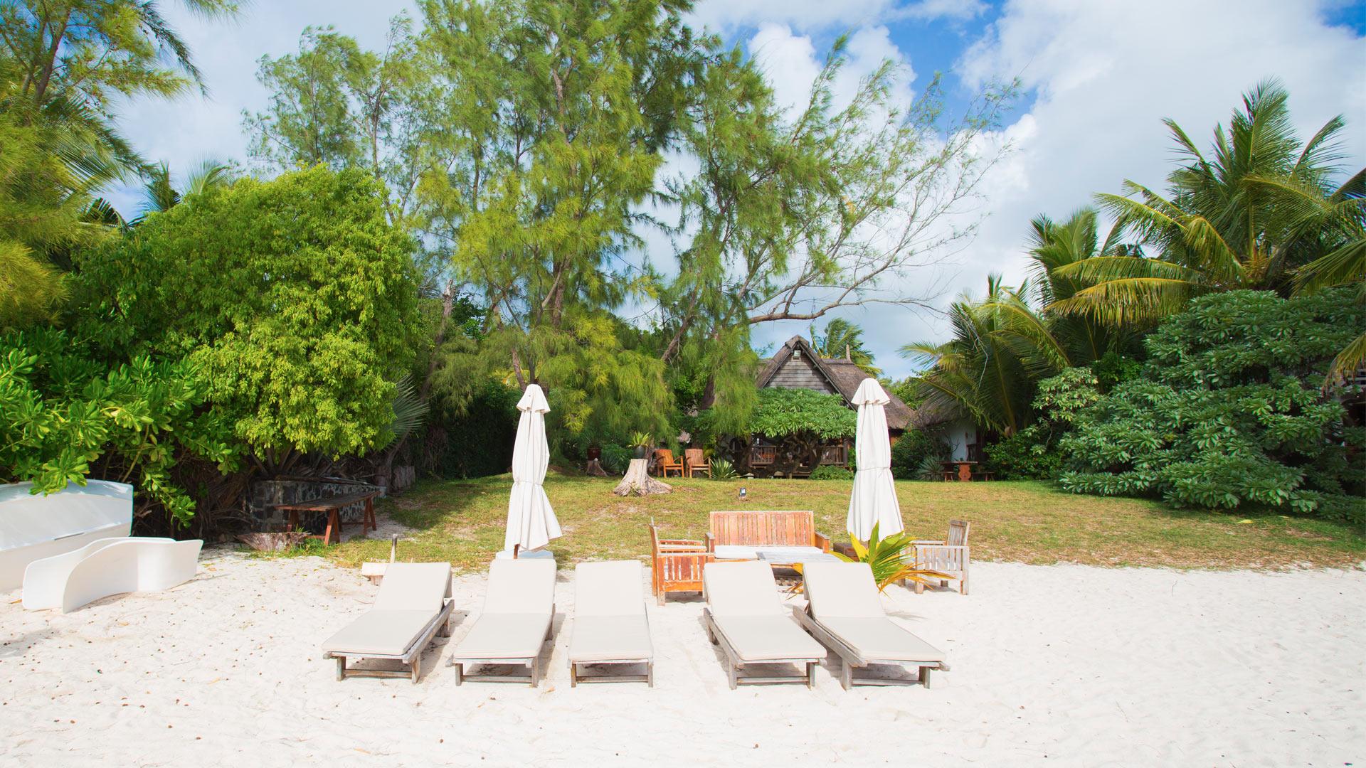 Villa Villa Des Lauriers, Location à Île Maurice Nord