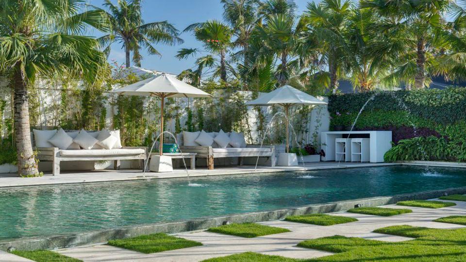 Villa berawa beach villa louer bali sud ouest - Complexe mandala beach villas koh samui en thailande ...