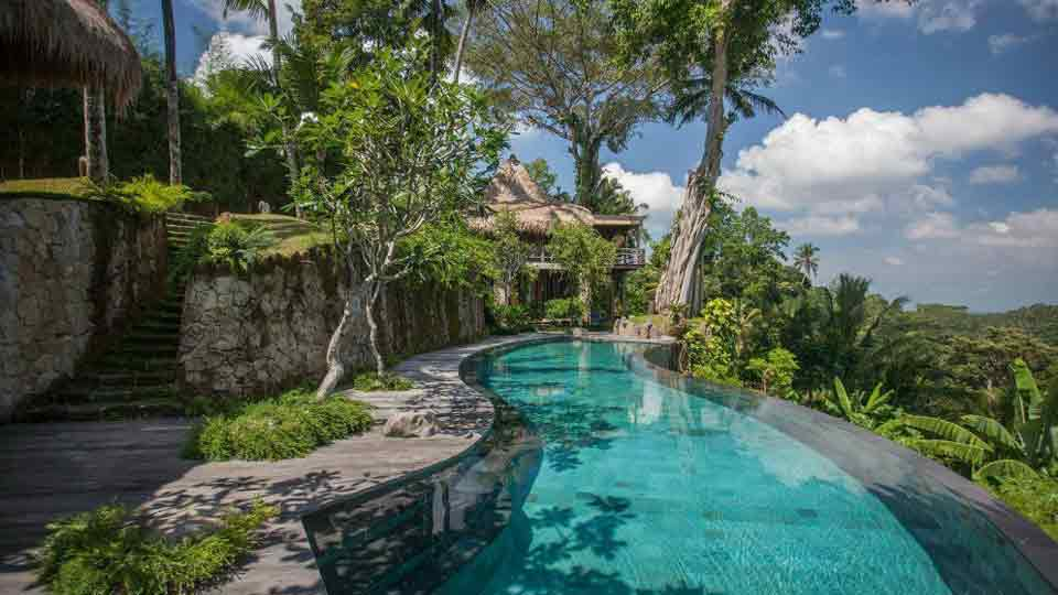 Villa Villa Hartland Estate, Location à Bali