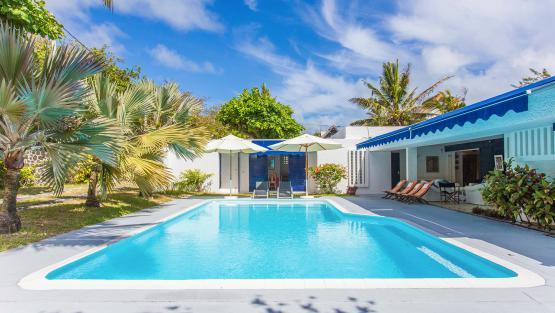 Villa Villa Verveine, Ferienvilla mieten Mauritius Osten