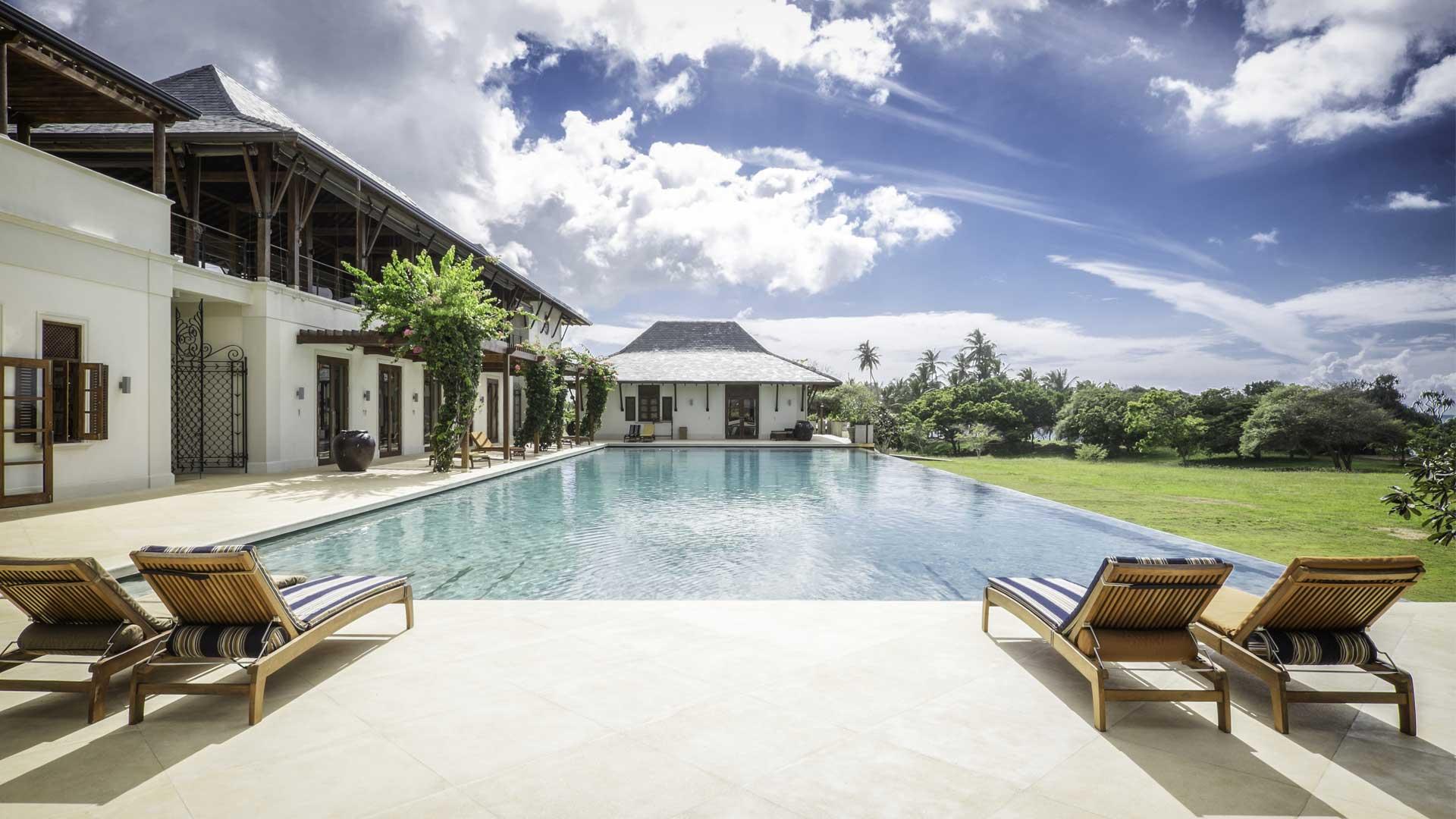 Villa Villa Rawa, Location à Tangalle