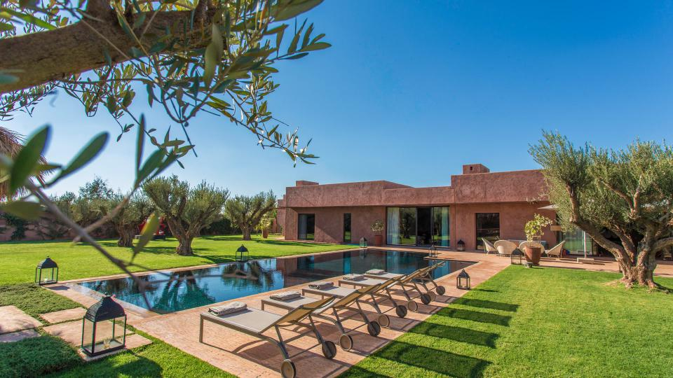 Villa Villa Claire Royal Palm, Rental in Marrakech