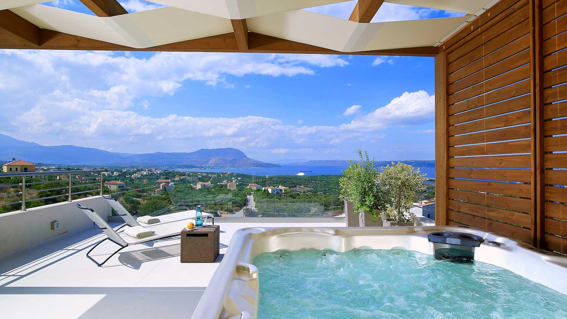 Villa Villa Arios, Location à Crete