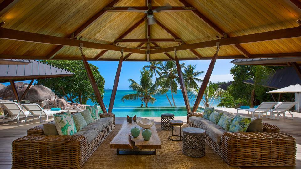Villa Beach Villa Praslin,