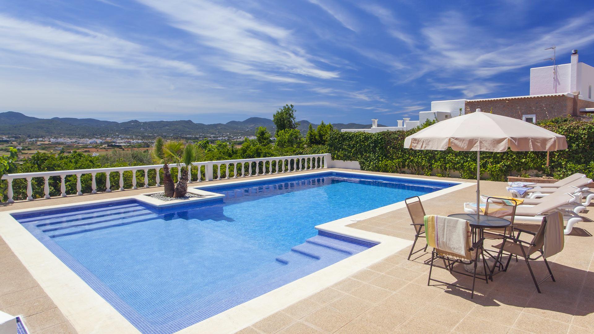 Villa Villa 346, Rental in Ibiza
