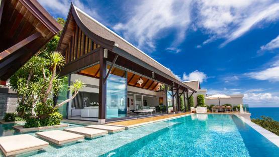Villa Villa Paradiso, Ferienvilla mieten Phuket