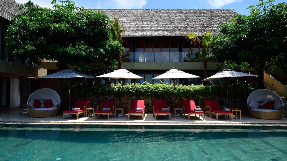 Villa Avasara Residence, Location à Koh Samui