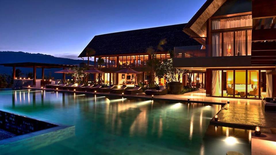 Villa Praana Residence, Location à Koh Samui