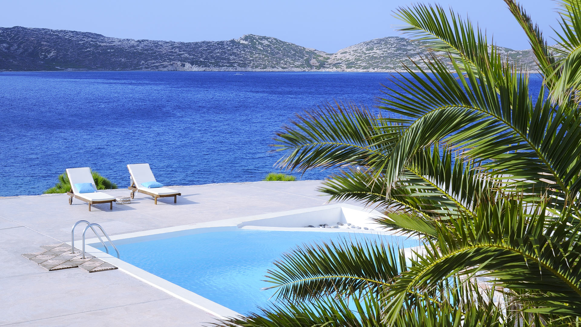 Villa Villa Bristol, Location à Cyclades - Autres îles