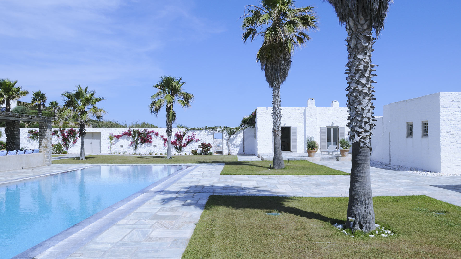 Villa Villa Garros, Location à Cyclades - Autres îles