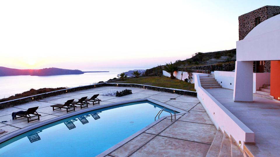 Villa Villa Ingrid, Location à Cyclades - Autres îles