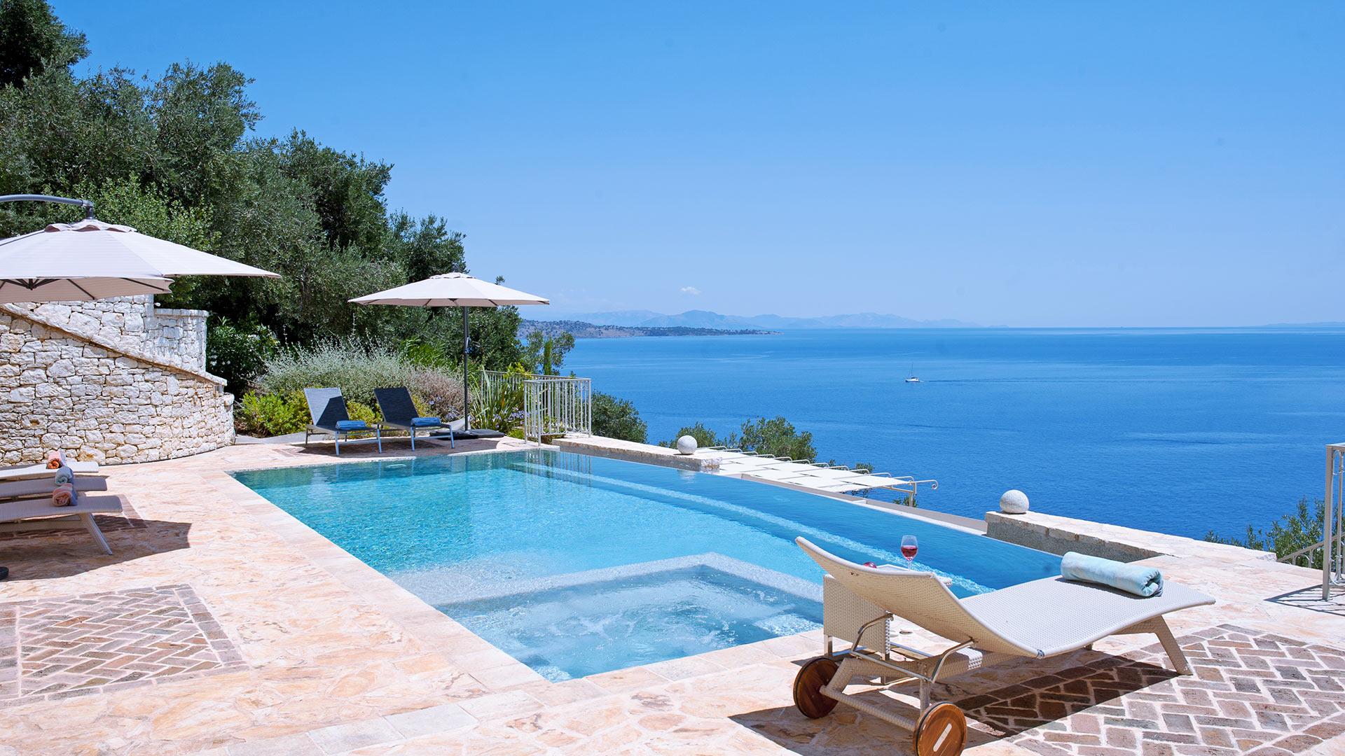 Villa Villa Agni, Location à Mer Ionienne