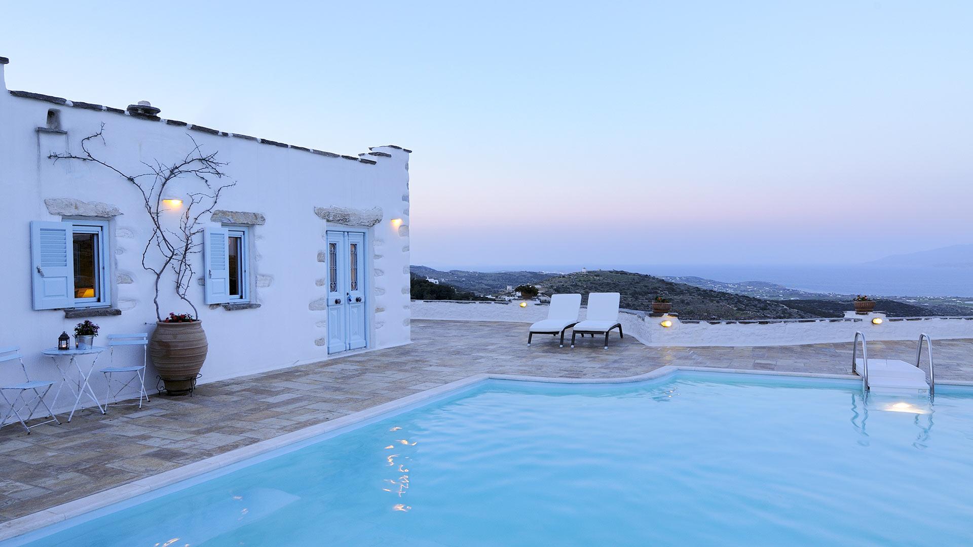 Villa Villa Damian, Location à Cyclades - Autres îles