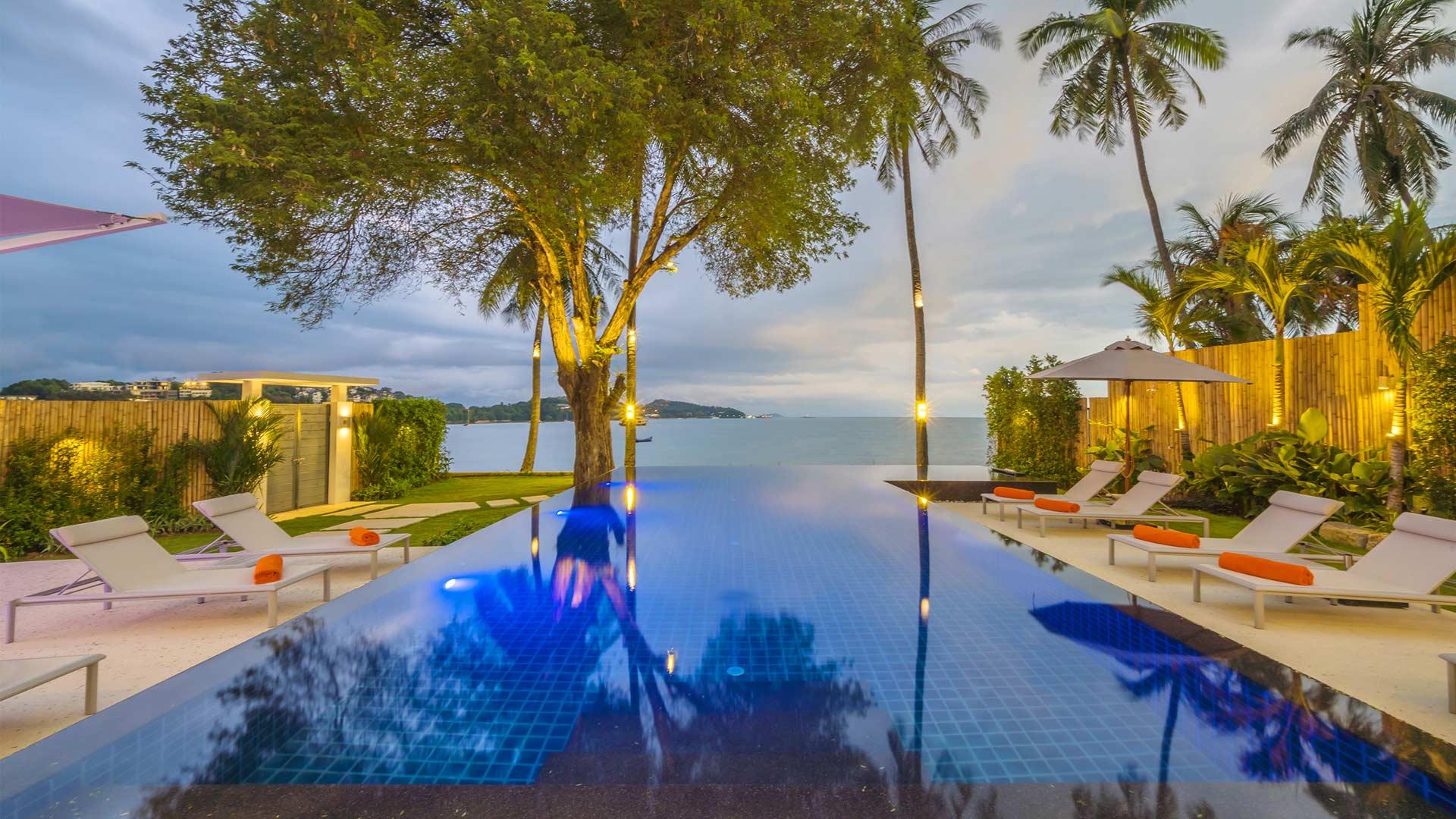 Villa Villa Baan Amandeha, Location à Phuket