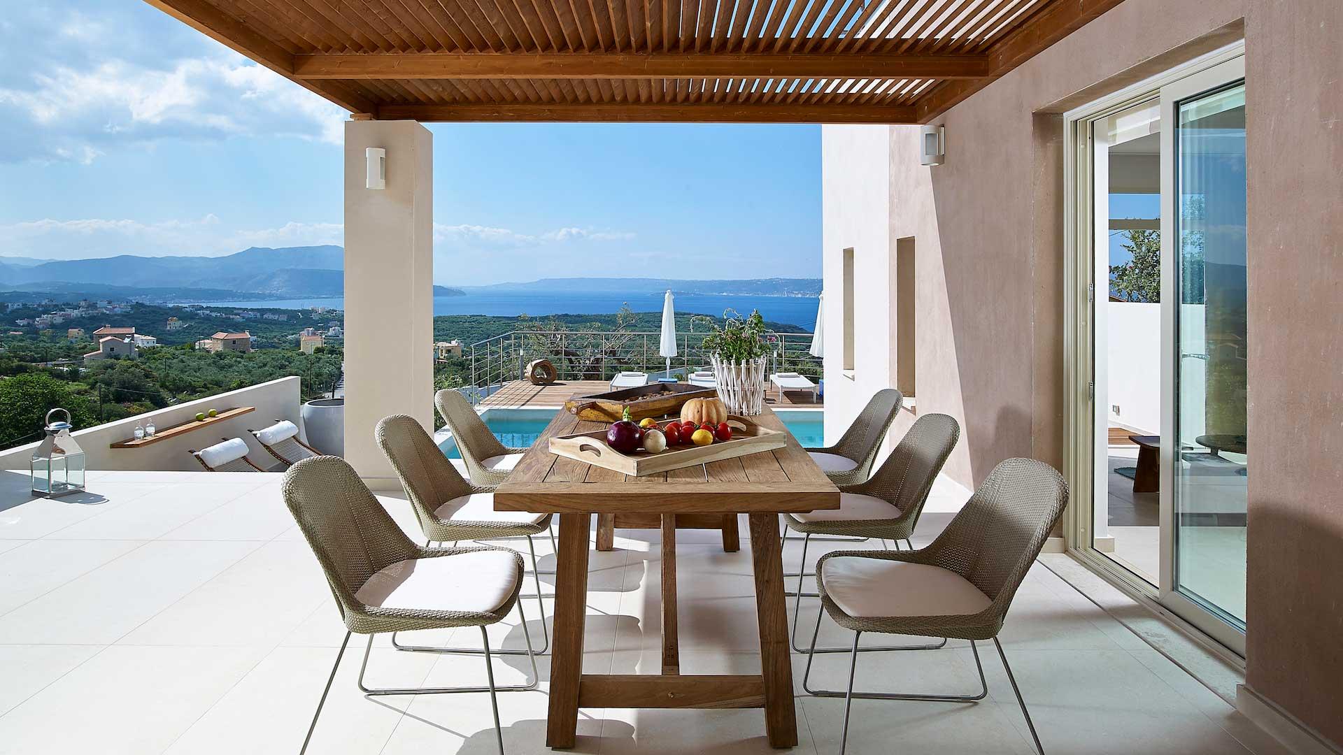Villa Villa Miran, Affitto a Crete