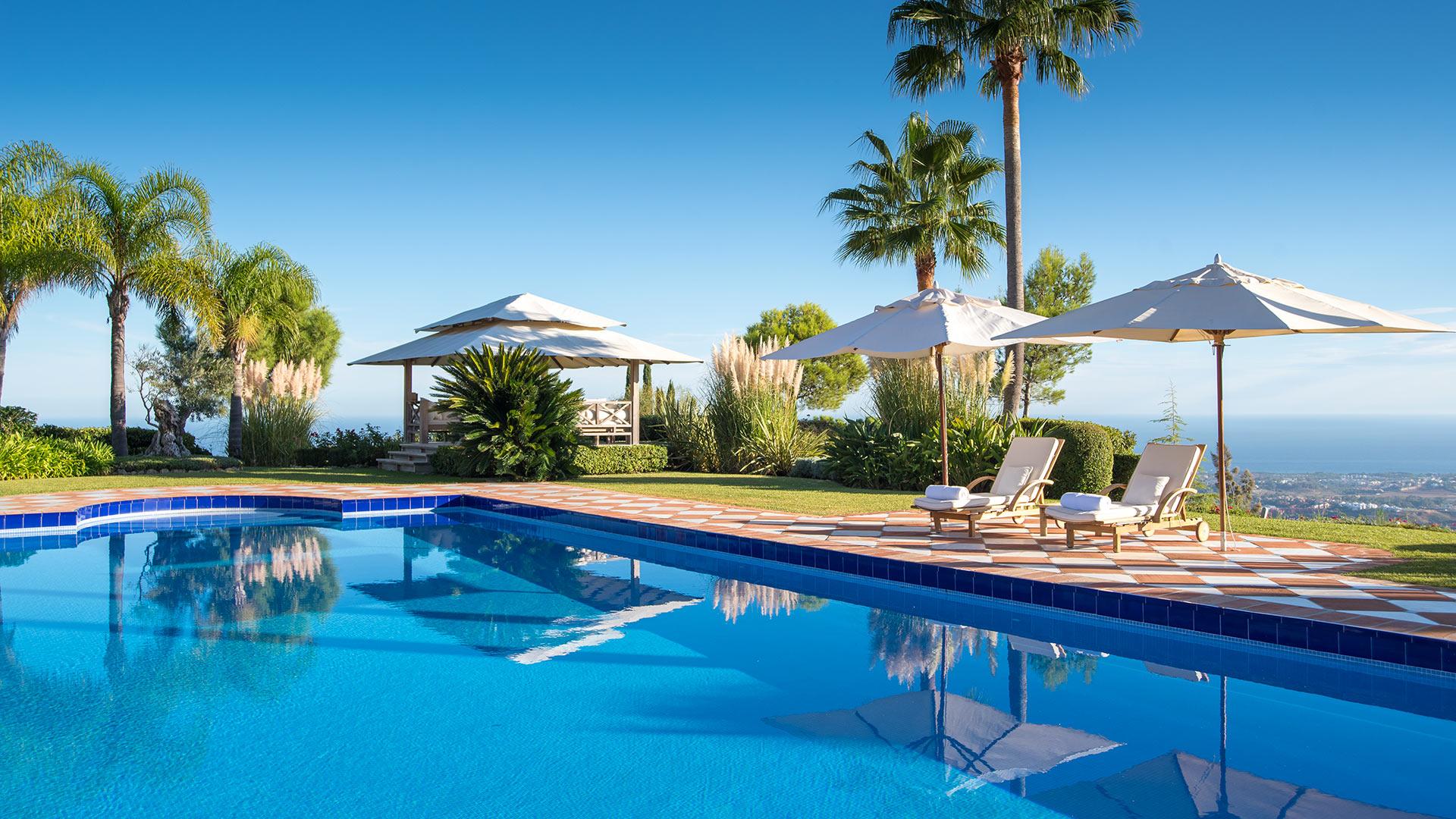 Villa Villa Sombrera, Location à Andalousie