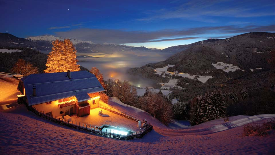 Villa White Deer San Lorenzo Mountain Lodge, Rental in Alps
