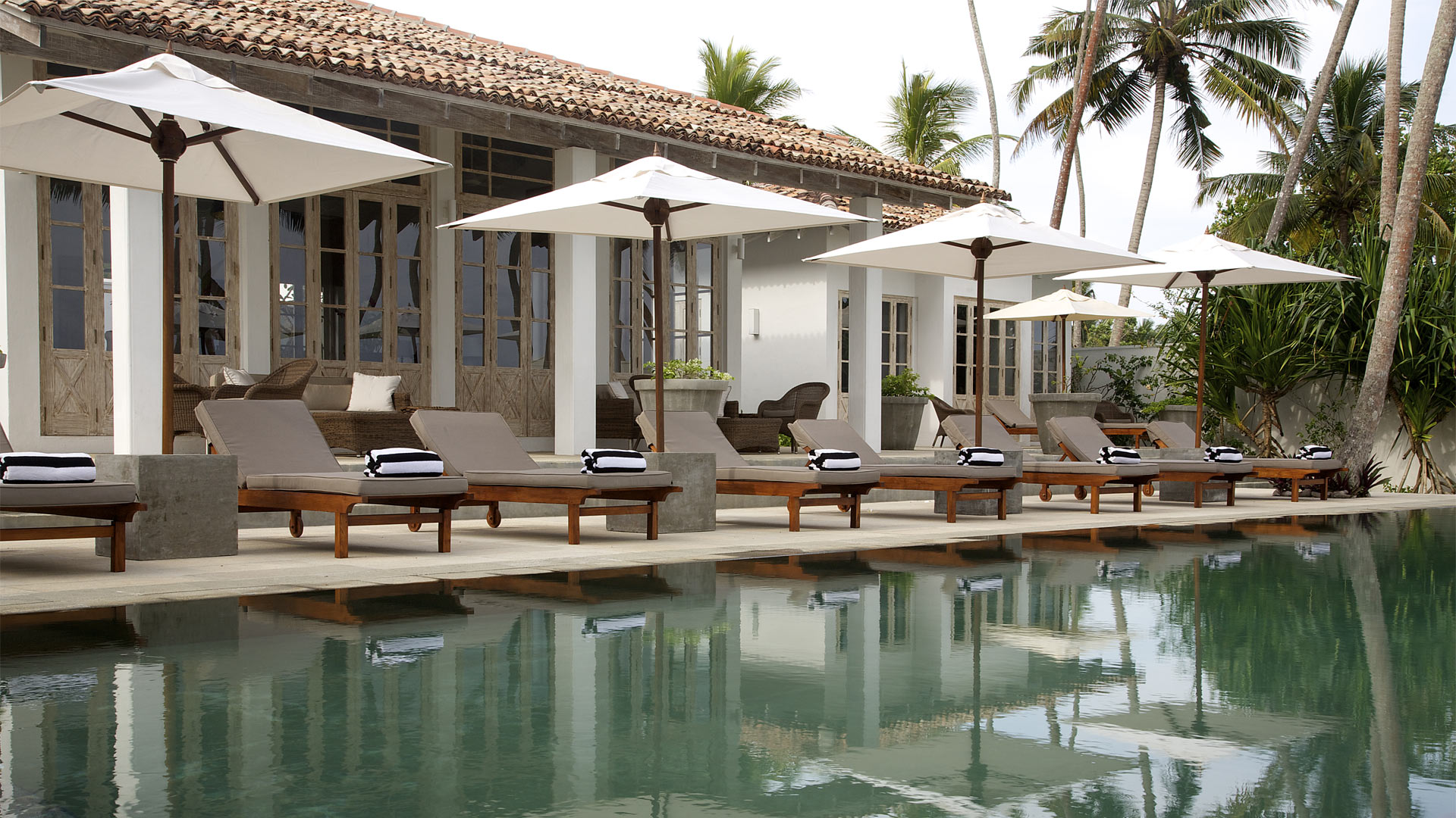 Villa Villa HH, Location à Galle