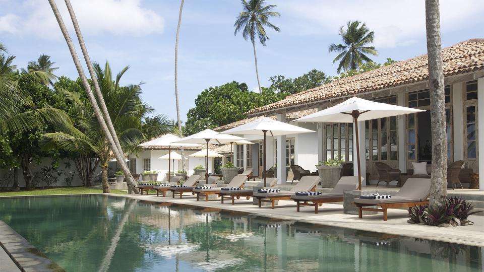 Villa Villa HH, Location à Galle