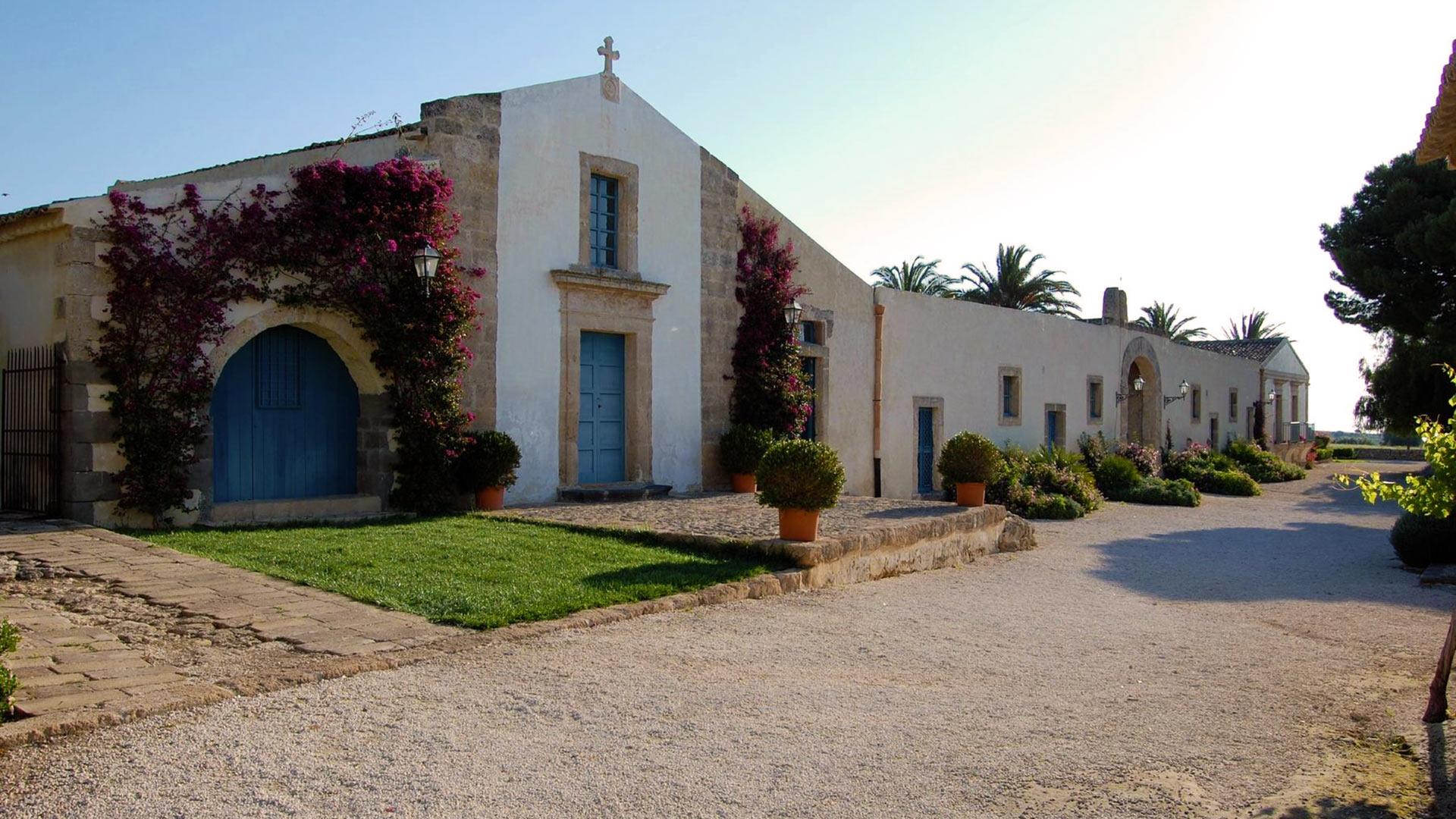 Villa Villa Pietra Bianca, Location à Sicile
