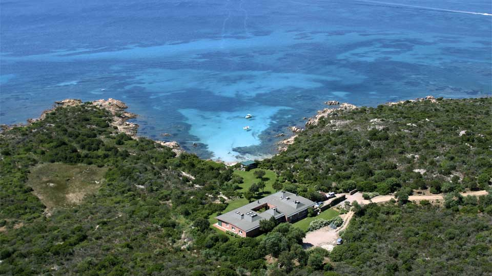 Location De Villas De Luxe En Sardaigne