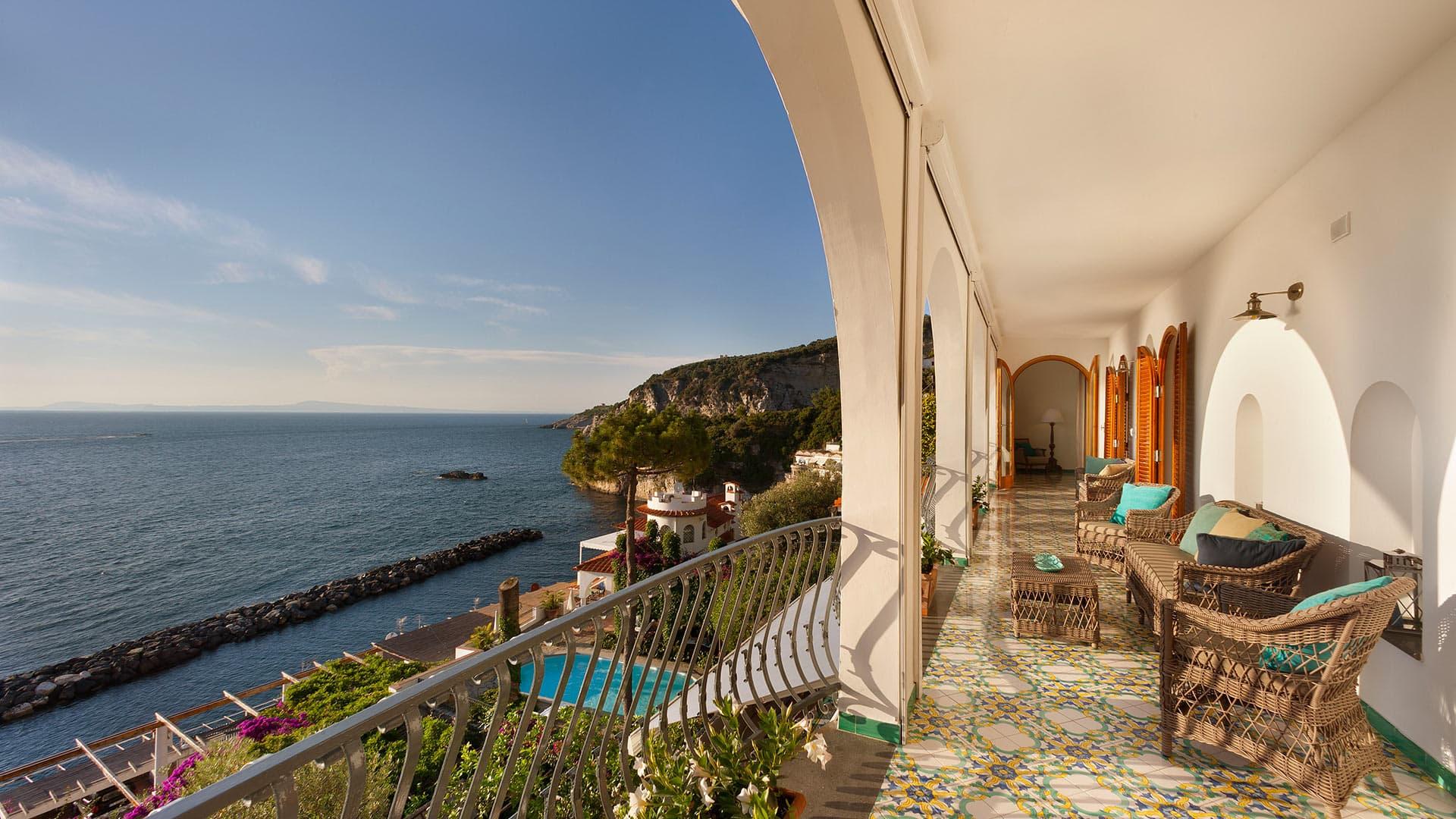 Villa Villa Marcigliano, Location à Côte Amalfitaine