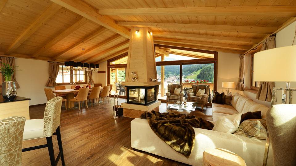 Villa Chalet Alto, Location à Alpes