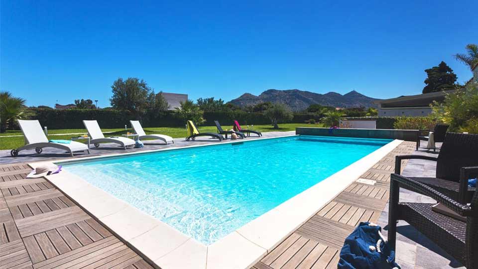 villa mondello villa mieten in sizilien sizilien nord villanovo. Black Bedroom Furniture Sets. Home Design Ideas