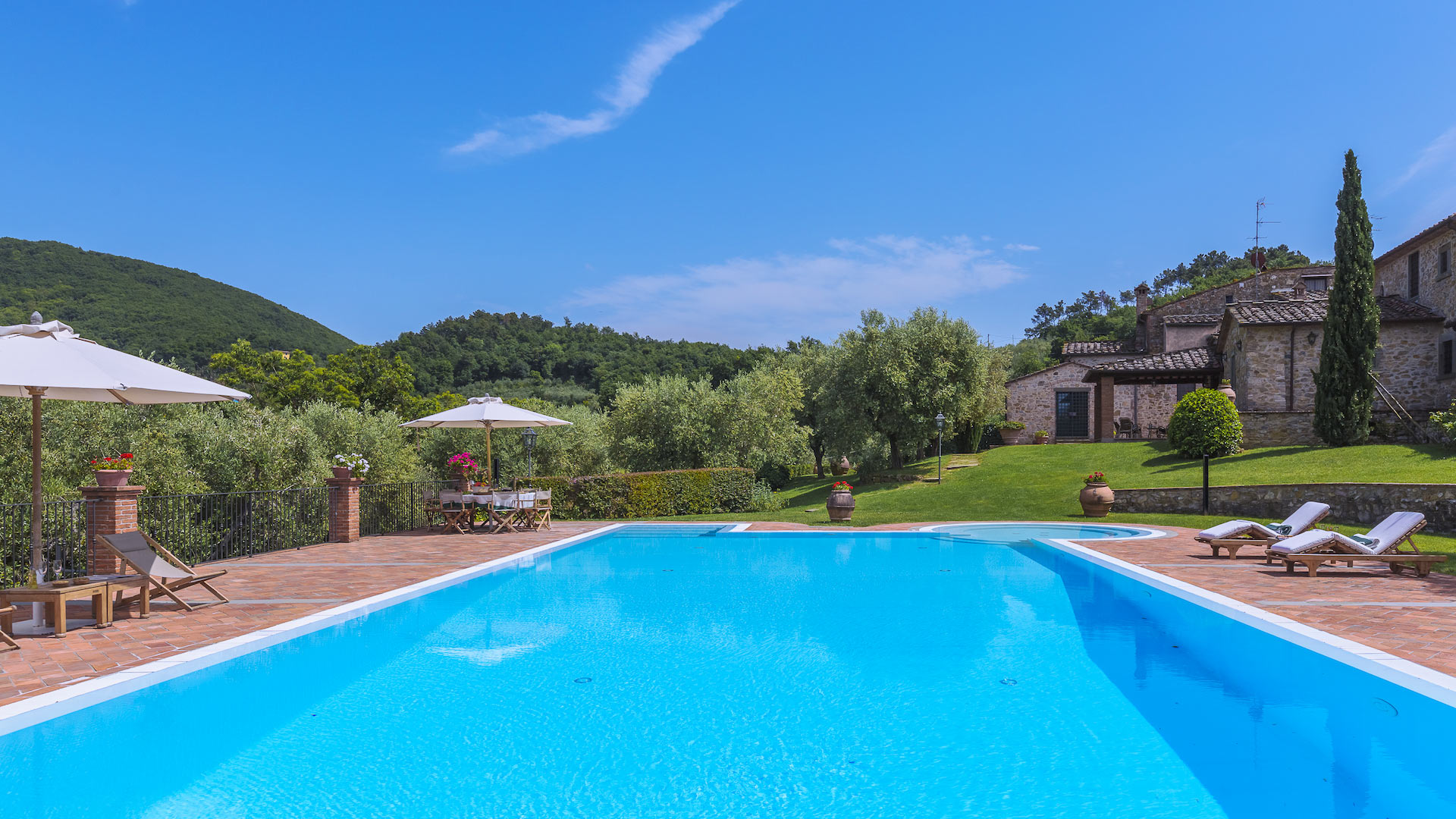 Villa Villa Monsummano, Location à Toscane