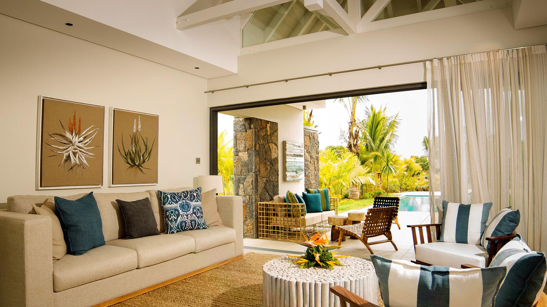 Villa Anahita Deluxe Villa, Rental in Mauritius East