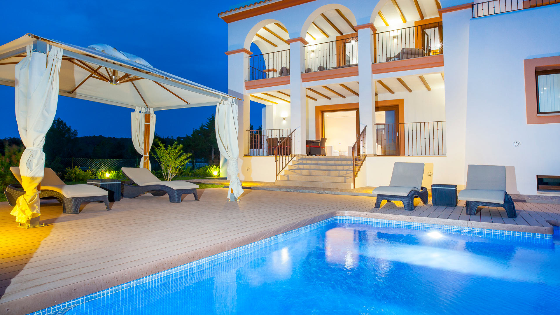 Villa Villa 937, Location à Ibiza